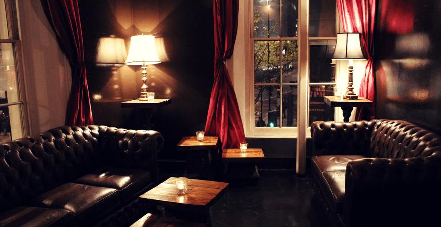 Holborn Karaoke lounge 1.